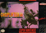 Choplifter III (Super Nintendo)